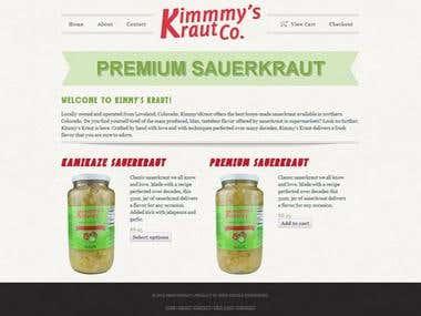 Kimmy's Kraut