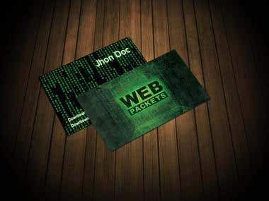 Logo & Branding Stuff Design For Web Packet.