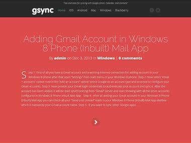 gsync.com