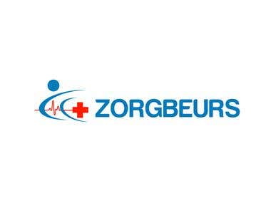 Logo design for health related site :zorgbeurs
