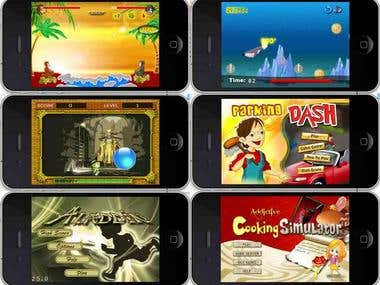 iPhone game Cocos2d and Box2d