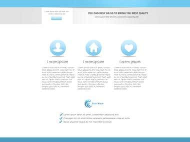 Another Website Design