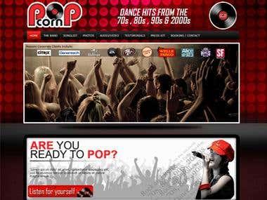 http://www.popcornband.com.au/