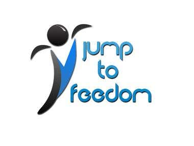 Logo 1 - JUMP TO FREEDOM