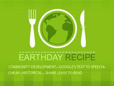 Earth Day Recipe