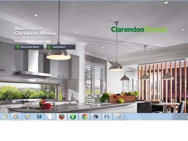 Clarendon Homes Property Site(http://clarendon.com.au/)