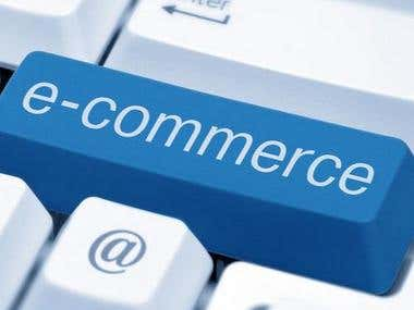 Uploading Images and products to e-commerce sites