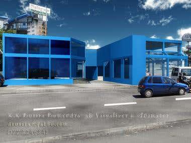 Architecture work - 3