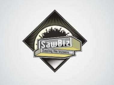 SawBiz.gr Logo