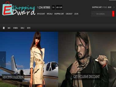 edward is one of ecommerce site
