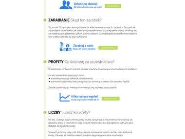 Redesign www.sejfik.com