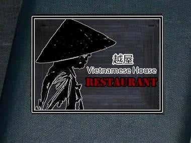 Vietnamese restaurant :)