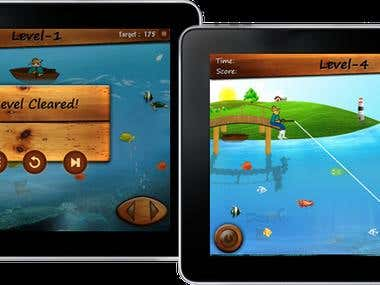iFish iT Game Application