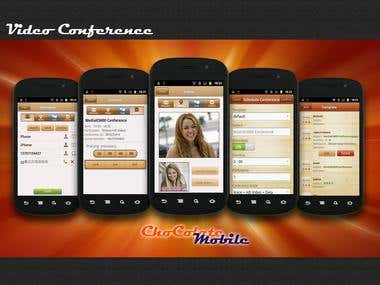 Video Conference App for iOS
