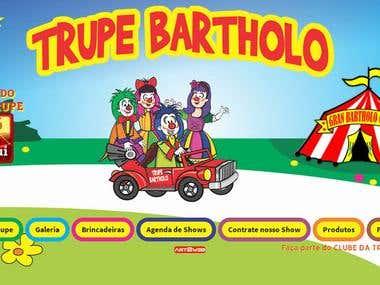 Website | Trupe Bartholo