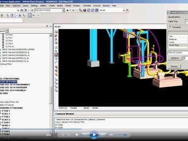 Working with PDMS