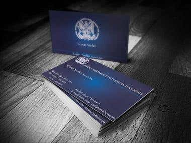 Bussines card design