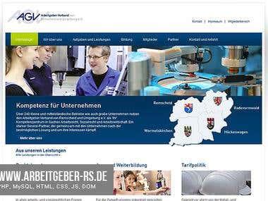 AGV :: Arbeitgeber-Verband (Remscheid, Germania)