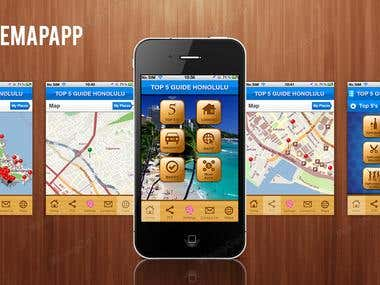 Offline Map App