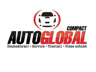 Logo for car services