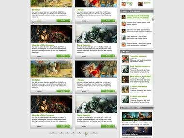 Gaming Web