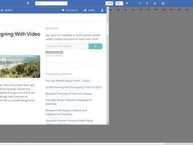 ViewPorter - Responsive Web Design Testing Tool