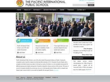 The Pacific International Public School