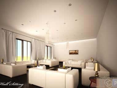 AL rajhi resort interior