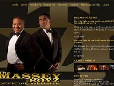 The Massey Boyz