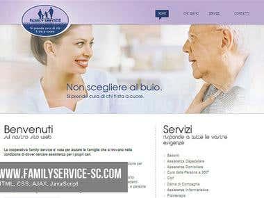"""La cooperativa """"Family Service"""""""
