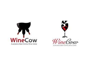 WineCow Logo