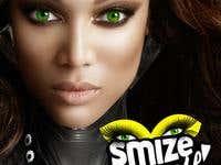 Smize Yourself! For Tyra Banks