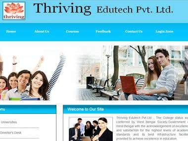 Thriving Edutech Pvt.Ltd