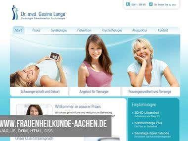 Dr. med. Gesine Lange - Germania