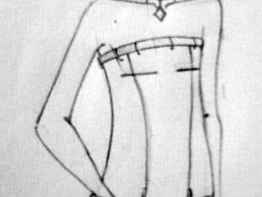 fashion Illustration- women's wear