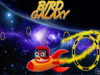 Screenshot of bird game