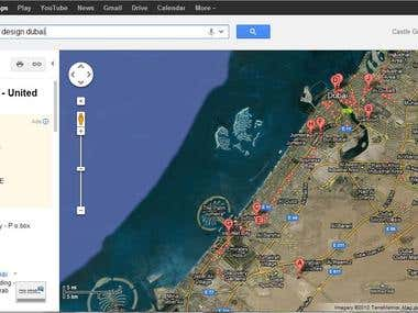 Optimize to your Google Places Page