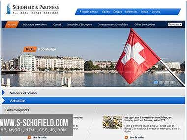 Schofield & Partners - Geneva, Switzerland