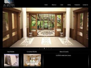 www.al-imaminternational.com Adobe Photoshop, Jquery, HTML,