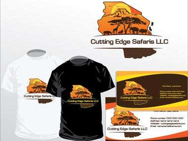 T-Shirt Desing and business card