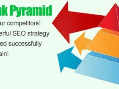 Seo Pyramid backlinks