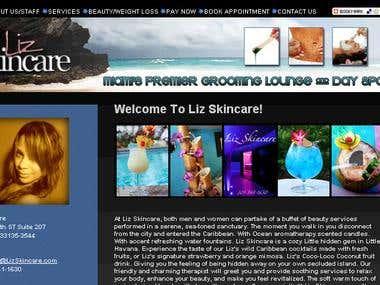www.lizskincare.com