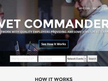 Vet Commander