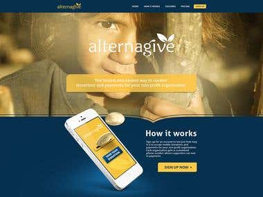 One-page web designs (3)