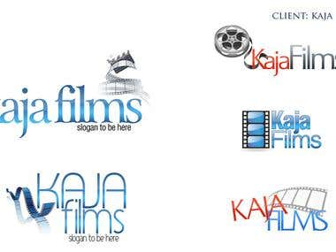 Kaja Films Logo