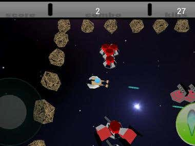 [game] SpinShip HD for Android and Blackberry