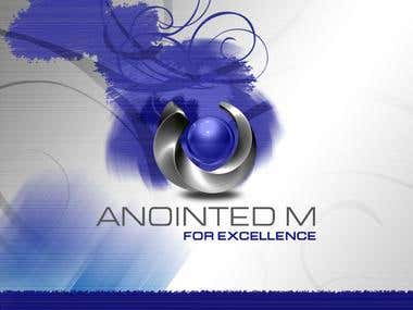 Anointed M Cover