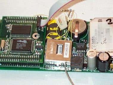 GPRS GPS Tracker