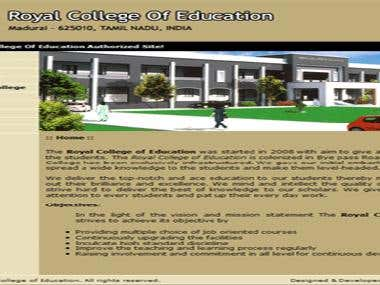 Royal College Of Education
