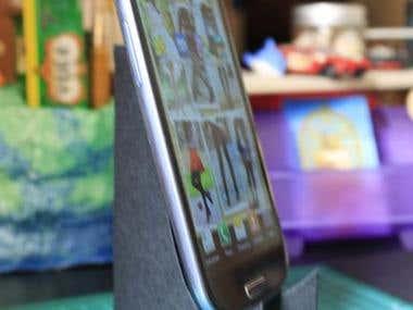 Craft; Phone Dock